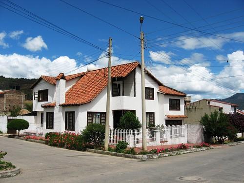 Flickriver most interesting photos from tibasosa boyaca for Arquitectura moderna en colombia