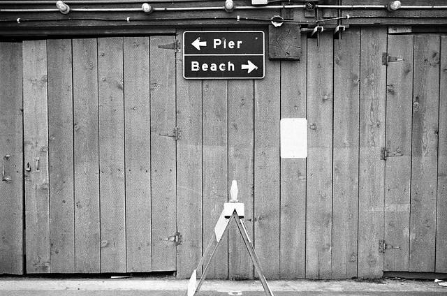 directions. santa monica, ca. 2007.