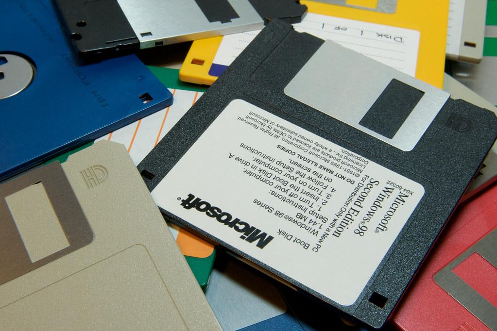 Windows 98 se usb boot disk