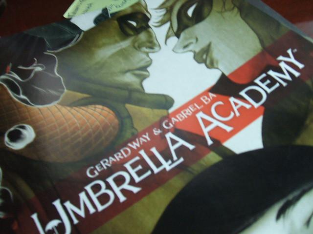 Reviews > Previews > Umbrella Academy: Apocalypse Suite TPB