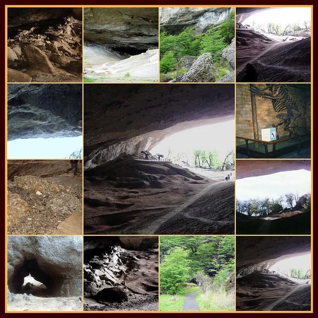 806.--La cueva del Milodón