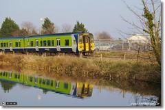 Commuter Reflection