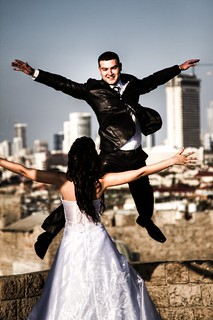 Flying Groom