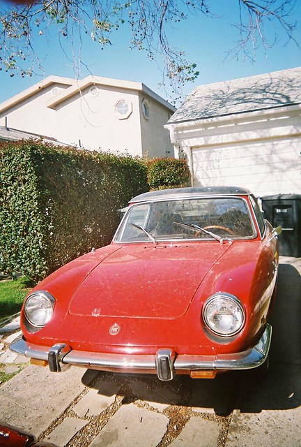 1969 Fiat 850 Spider http://www.flickr.com/photos/13411027@N00/3452081615/