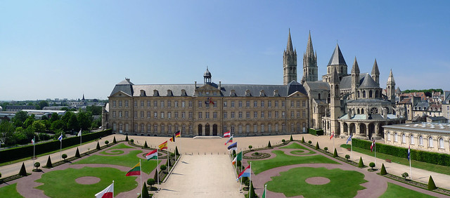 Abbaye aux Hommes (Caen-Normandy)