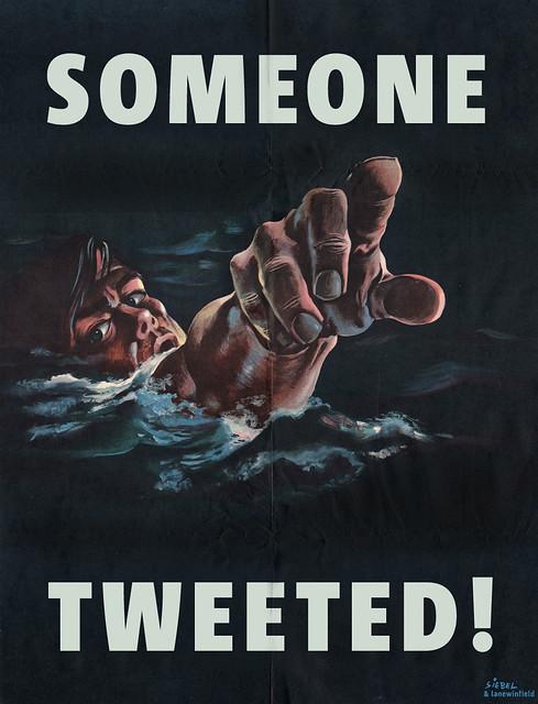 WWIII Propaganda: Someone Tweeted