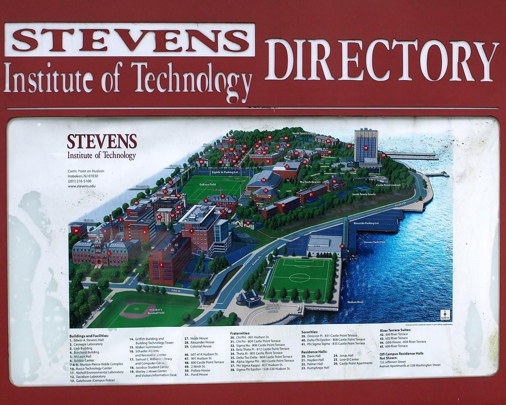 Campus Directory Stevens Institute Of Technology Hoboken Flickr