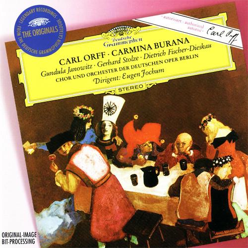 Carl Orff - Eugen Jochum - Carmina Burana · Catulli Carmina