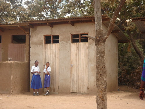 The special need of girls and women during the time of menstruation must be taken into account (photo by Marni Sommer)
