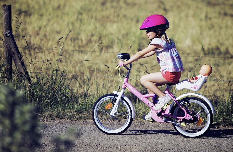 First Biking