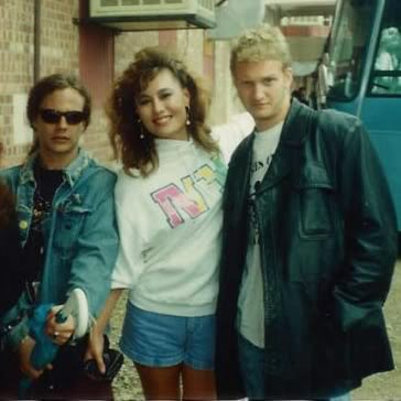 Layne Staley and Mike Starr - a photo on Flickriver