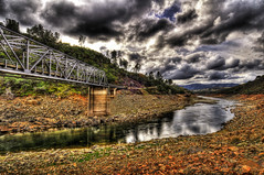 HDR Sample - Salmon Falls by Rich Baum