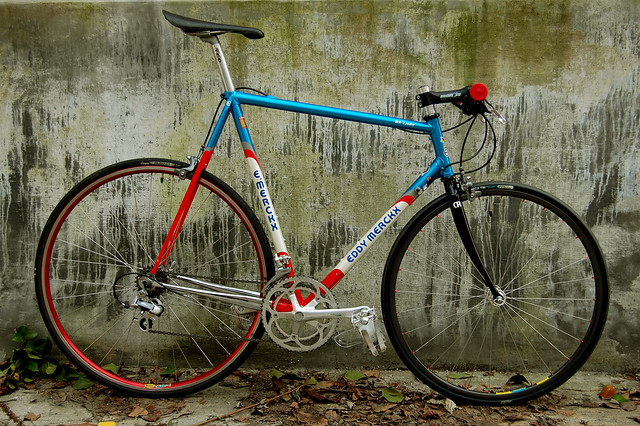61 cm Eddy Merckx Time Trail Bike