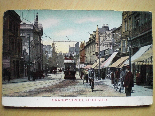 Granby Street, Leicester | Flickr - Photo Sharing!