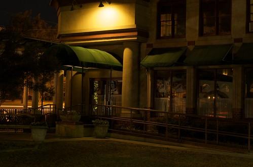 night d50 landscape outdoors nikon outdoor fayette fayetteville citycafe afnikkor50mmf18d