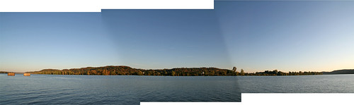 sunset ohio panorama westvirginia ohioriver gallipolis
