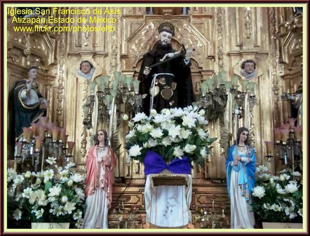 Parroquia San Francisco de Asís (Atizapan) Estado de México