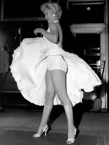 Marilyn Monroe 'The Seven Year Itch' White Dress