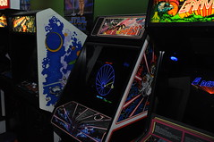 pinball(0.0), recreation(0.0), arcade game(1.0), video game arcade cabinet(1.0), games(1.0),