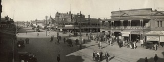 Panoramic view of Kalgoorlie, Western Australia, September 1930