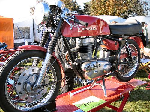 ROYAL ENFIELD 250cc. BABY BOY RACER.