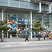 Apple's WWDC09 preparation at the Moscone Center