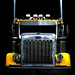 "#3 Rugged Yellow on White Rig ""P"" - Peterbilt Truck by fryeme100"