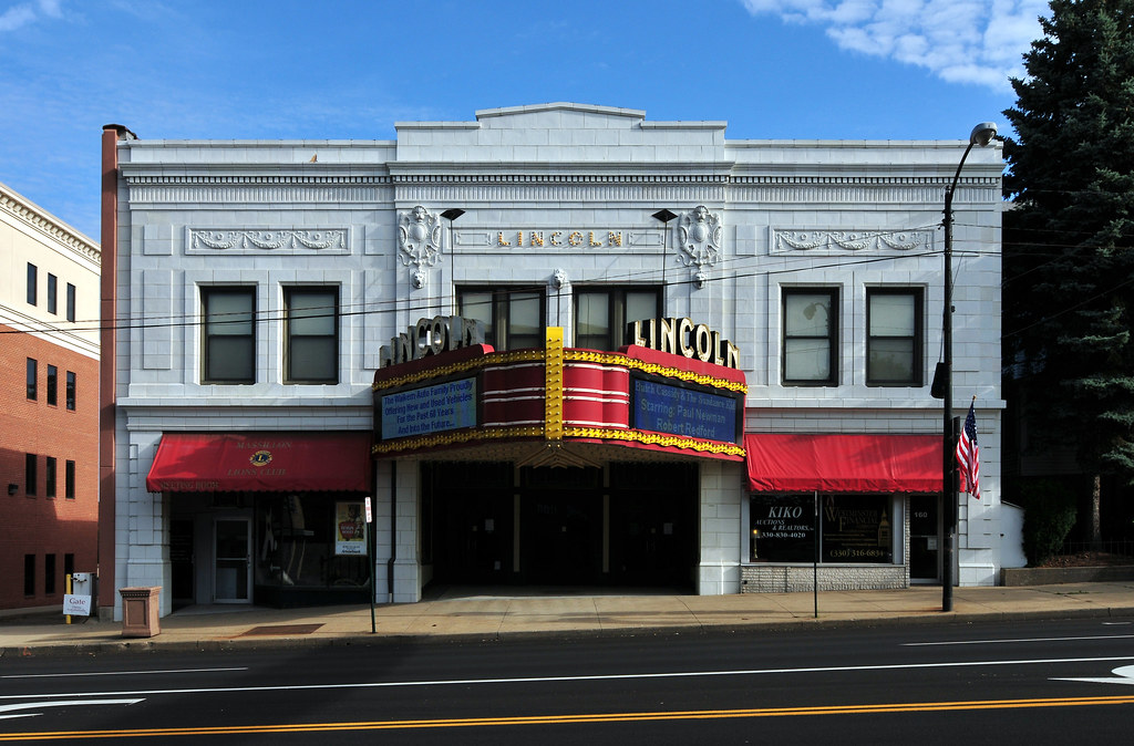 The Lincoln Theater by tbower