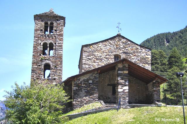 Sant Joan de Caselles (Canillo)