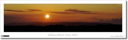 A Cavan Sunset