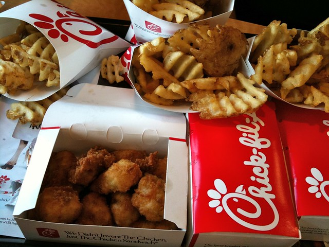 Chik Fil A Free Food For A Year Altoona Pa