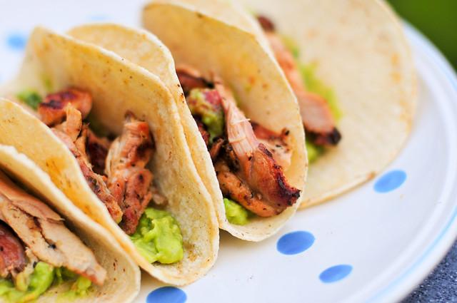 Beer-marinated Chicken Tacos | Flickr - Photo Sharing!