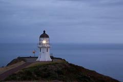 Cape Reinga Lighthouse at Dawn