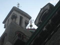 Abbey Mills turrets