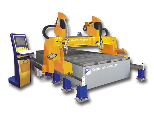 Plasma cutting mashine MicroStep CombiCut