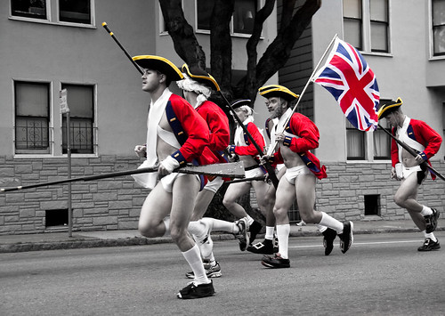 The British are Coming! by photointerdit.