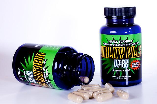 VP-RX Male PillsTăng Sức mạnh, Năng lượng, Kích cỡ