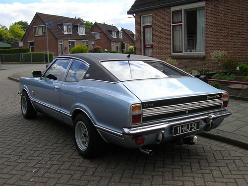 Flickriver willemalink 39 s photos tagged with gxl - Ford taunus gxl coupe 2000 v6 1971 ...
