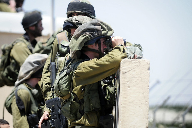 Idf soldiers near israel syria border following naksa day Home naksa