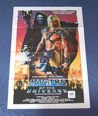 Movie Poster - Masters of the Universe