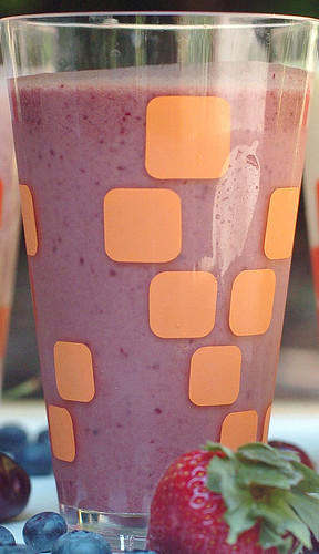 Chocolate-Cherry Smoothie