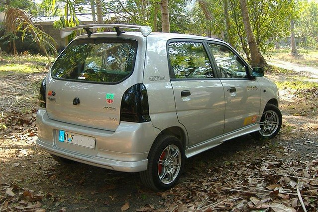Modify Alto Cars Modified Alto