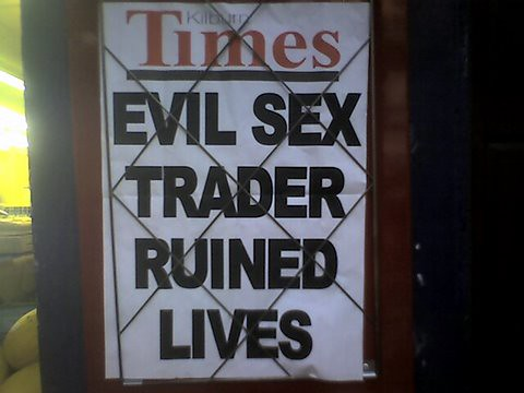 Evil Sex Trader Ruined Lives