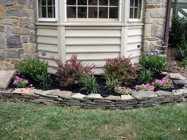 Photos Landscaping Under Bay Window Front Yard Landscaping Ideas