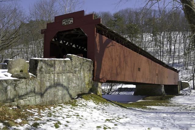 Martin S Mill Covered Bridge Flickr Photo Sharing