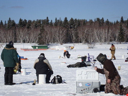 6th Annual Falcon Lake Winter Fish off