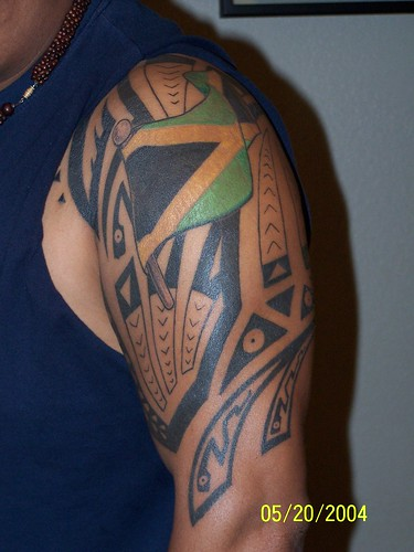 tattoo design jamaican tattoos