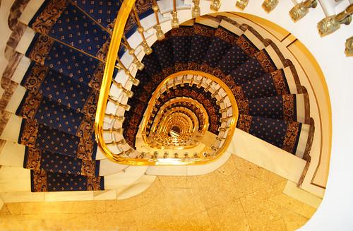 Avenida Palace Spiral