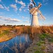 Thurne Evening by Jonathan Law 2008