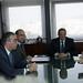 05/05/2005, Σύσκεψη με τον Πρωθυπουργό κ. Κ. Καραμανλή